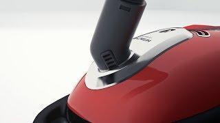 Hitachi Vacuum Cleaner - Swivel Connection & Twist-Free Hose