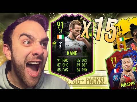 What do 15+ Fut Freeze Party Bags Get You? - FIFA 21