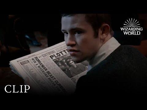 Harry Nổi Cáu Với Seamus (Harry Potter Và Hội Phượng Hoàng)