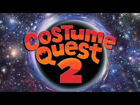 How To get the black hole costume on costume quest |