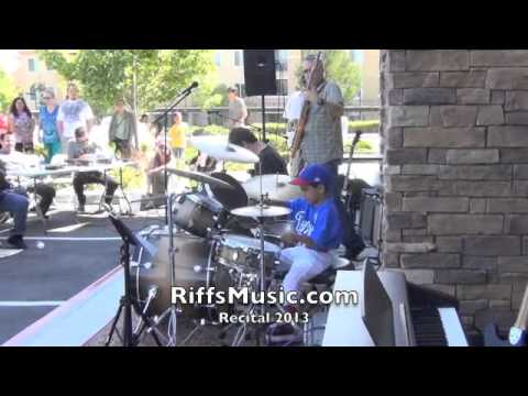 Temecula Drum Lessons | Temecula Guitar Lessons | Riffs Music Lessons