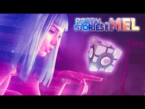 PORTAL STORIES: MEL #23 - Hallo ich heiße Laser, und ich bin Scheiße ● Let's Play Portal Stories