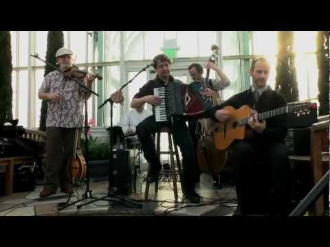 Music Under Glass At The Marjorie McNeely Conservatory