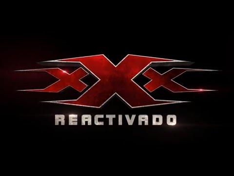 xXx 3׃ Reactivated (2017) Nuevo Tráiler Oficial #2 Español Latino
