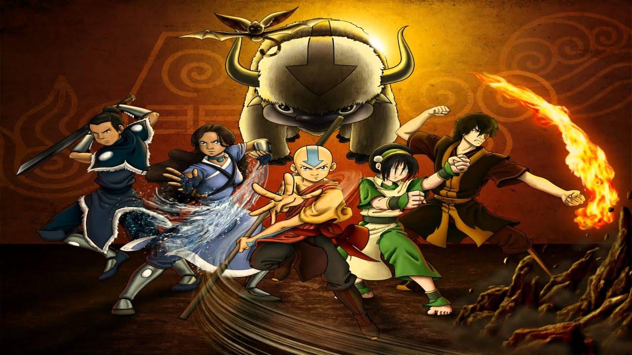 Epic Movie Hd Wallpapers Movie Man 12 Avatar Der Herr Der Elemente Spoiler