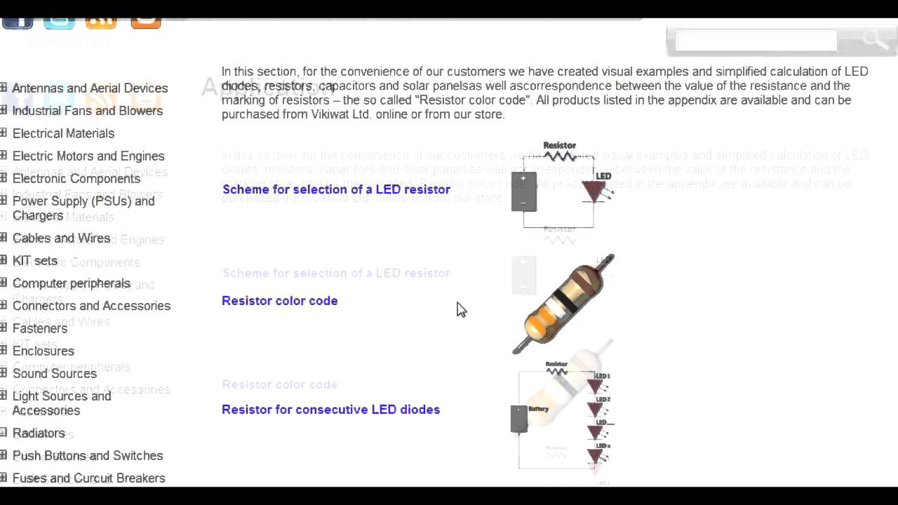 How to calculate the resistors color code free app youtube greentooth Choice Image