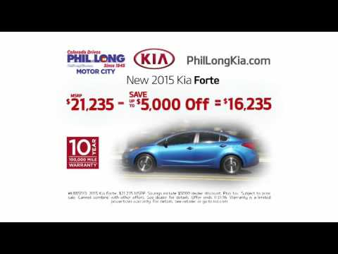 Phil Long Kia - Resolution to Save Thousands!