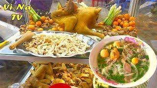 Bất ngờ phát hiện bà chủ thật thà bán phở gà không cần DAO tại chợ Phú Nhuận - Vi Na TV