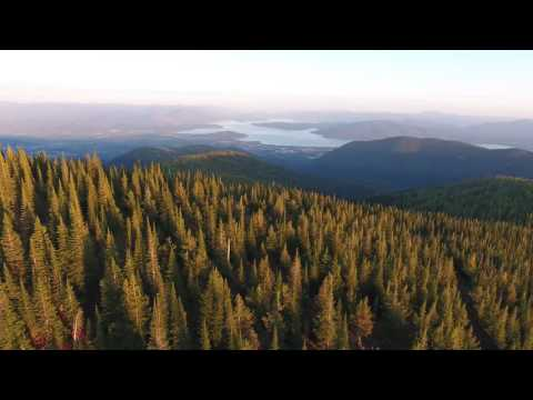 Watershed Crest Trail - Sandpoint, Idaho
