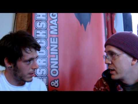 Devin Townsend Interview Sonisphere Festival 2014