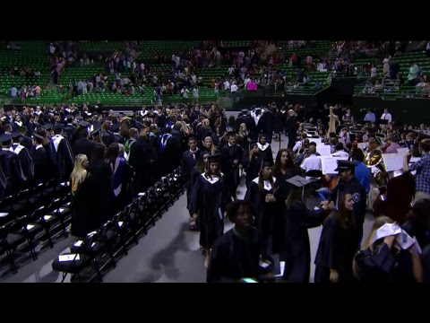 Midway High School Graduation Class of 2017