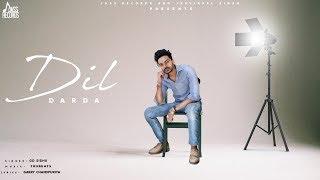Dil Darda | (Full Song) | Gd Sidhu | New Punjabi Songs 2019 | Latest Punjabi Songs 2019