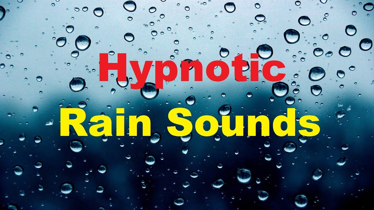 30 Minutes of Hypnotic Rain Sounds for Relaxation and Sleeping | The Master  Mentalist