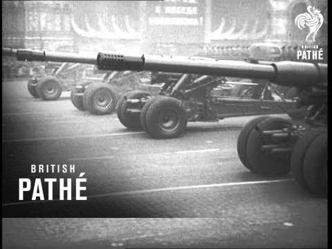 Zhukov Takes The Salute (1956)