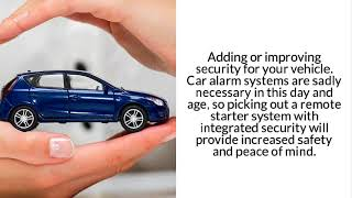 Modesto Car Toys  Auto Audio Store Inc -  Benefits Of Remote Start For Your Vehicle