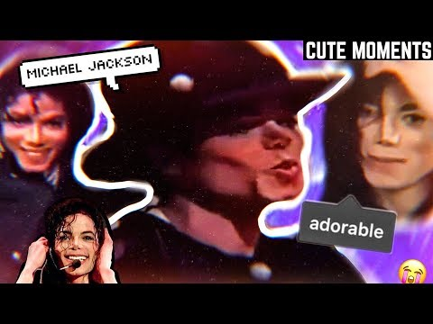 Michael Jackson Being A Cutie For 50 Minutes Straight