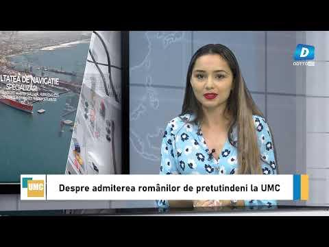 Despre admiterea românilor de pretutindeni la UMC