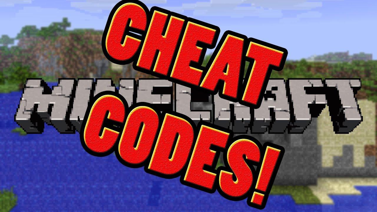 NEW MINECRAFT CHEAT CODES YouTube - Minecraft spiele cheats