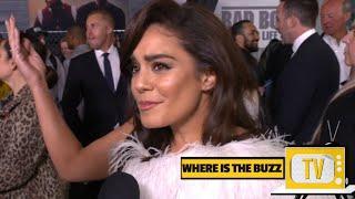 Vanessa Hudgens Talks Bad Boys For Life After Recent Split With Her Boyfriend Austin Butler