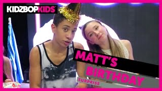 KIDZ BOP Kids - Matt's Birthday Surprise