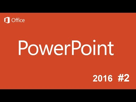 PowerPoint 2016 - Two Ways For Protect/unprotect Password - Tutorial 2
