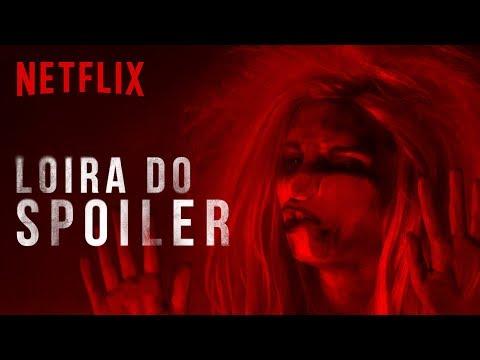 Loira do Spoiler: do banheiro à Netflix