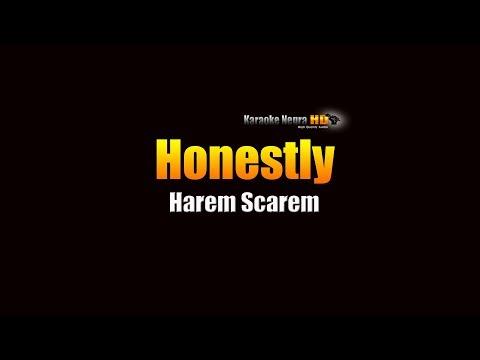 Honestly - Harem Scarem (KARAOKE)