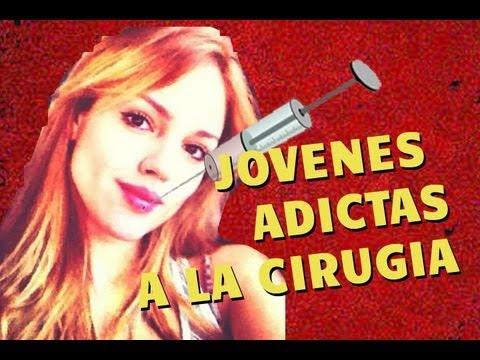 Jóvenes, famosas y adictas a la cirugía plástica / SuperLatina Gaby Natale