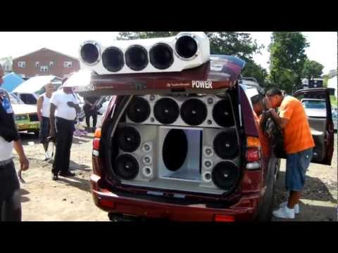 Ev Speakers Sound Car Competition