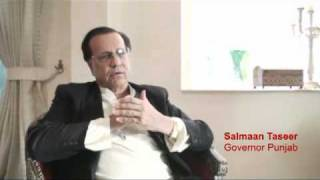 Pakistan Profile: Salmaan Taseer, Governor of Punjab