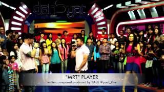 Melaney Ricardo+Roy Ricardo+Tyson Lynch MRT @dahSyat 16 desember.mov