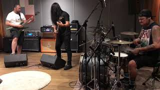 Latihan Deadsquad Reunian untuk Synchronize 2019