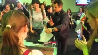 Мастер-класс по приготовлению макарун