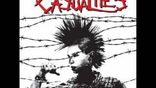 The Casualties - On City Streets