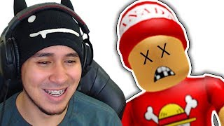 TRY NOT TO LAUGH WITH THE SOUND OF THE DEATH OF ROBLOX!! 😂👀
