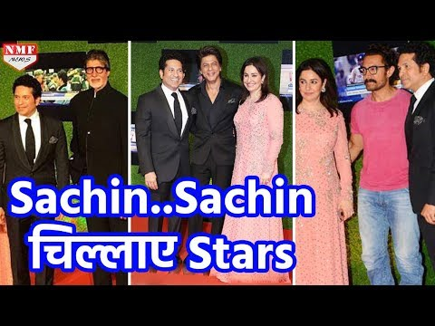 Bollywood Celebs At 'Sachin: A Billion Dreams' GRAND Premiere