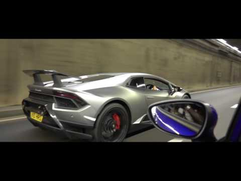Lamborghini Huracan Performante NEW CAR, LA Muscle one of the first to take delivery