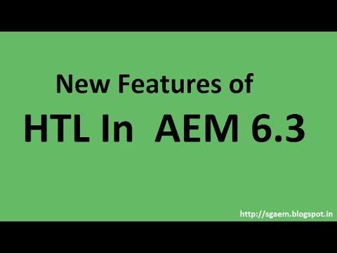 AEM Developer Learning : July 2017