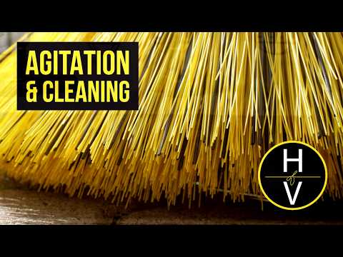 Vacuum Agitation & Carpet Cleaning