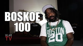 Boskoe100 on Past Beef with Daz, Vlad Offers to Try to End Their Beef (Part 11)