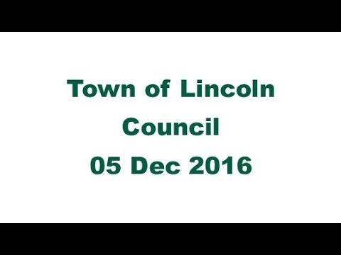 Council - 05 Dec 2016