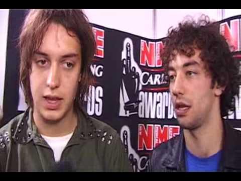 NME Awards 2002 The Strokes