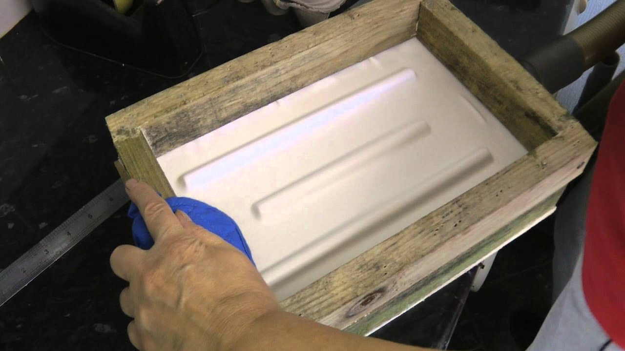 Vacuum Forming High Impact Plastic Sheet Hips Youtube