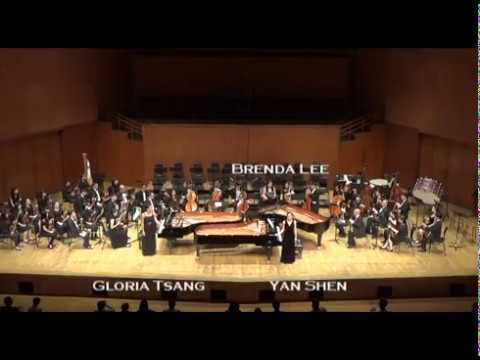 Bach - Concerto in D minor for 3 pianos, BWV 1063 mp3