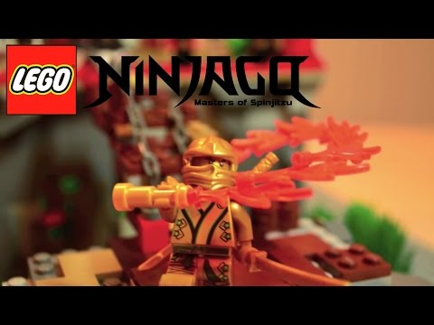 My entire Lego Ninjago Collection with all 5 dragons Review