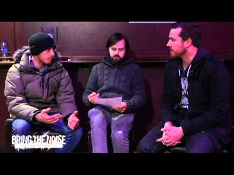 INTERVIEW: Funeral For A Friend Interviewed at The Garage London