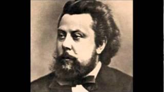 Svetlanov conducts Mussorgsky -