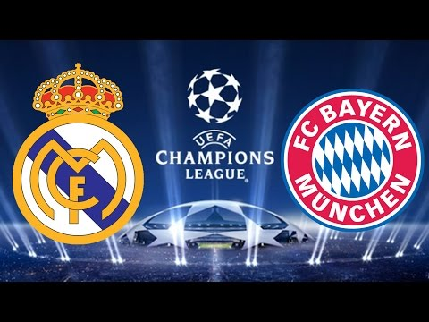 REAL MADRID VS BAYERN MUNICH LIVE!!! STREAM!!! REACTION!!! #REABAY