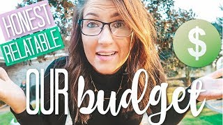 Our Monthly Family Budget | Travel Budget | Budgeting Tips for Beginners 2019