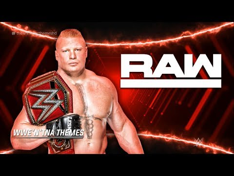 "WWE Brock Lesnar 7th WWE Theme Song 2018 - ""Next Big Thing"" (V2) + Download Link ᴴᴰ"